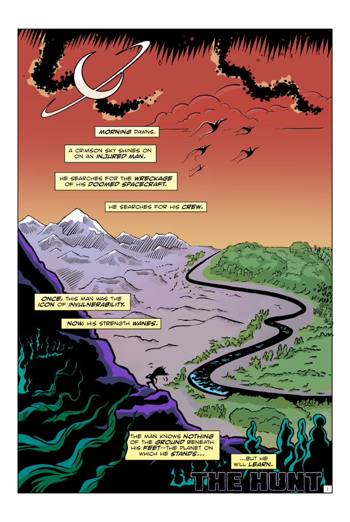 Issue 3-S page 1